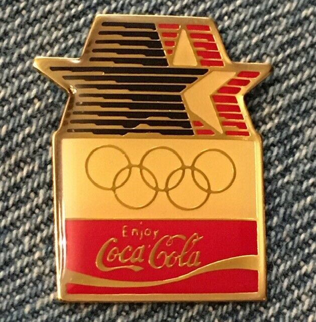 Pin On 1984 Los Angeles Olympic Lapel Pins