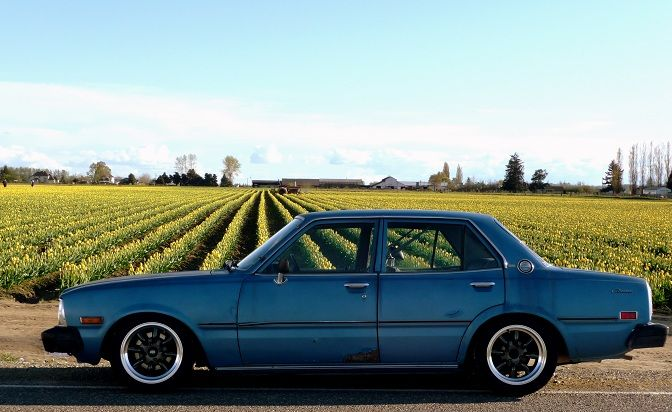 1978 Toyota Corona . I want this