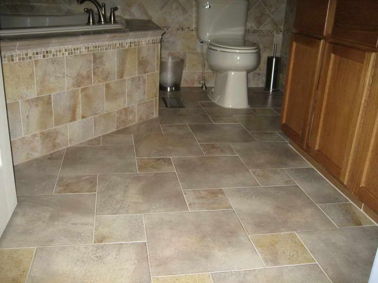 19 best Bathroom Tile Floor Patterns images on Pinterest