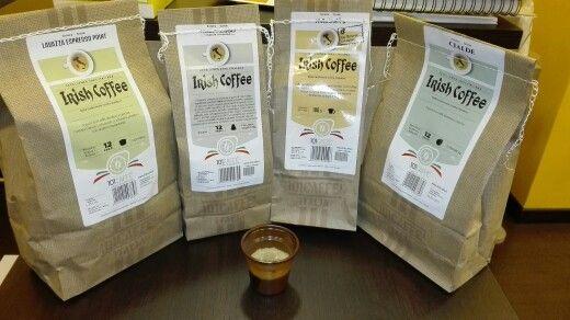 San Patrizio 2016.... Quale miglior modo se non sorseggiando Irish Coffee?