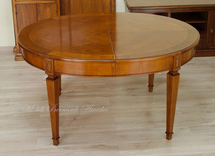 Oltre 1000 idee su gambe del tavolo su pinterest tavoli - Tavolo ovale allungabile ...