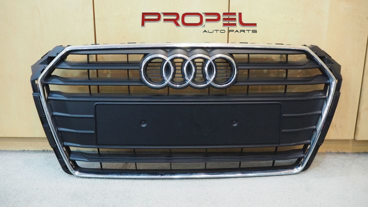 #ORIGINAL USED AUDI A4 FRONT GRILL #Forsale #propel Buy here: http://www.ebay.com/itm/ORIGINAL-USED-AUDI-A4-FRONT-GRILL-P-NO-8W0853651-286-/291966851160  #DWTS
