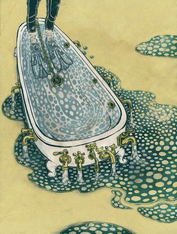 Illustrations by Yuko Shimizu