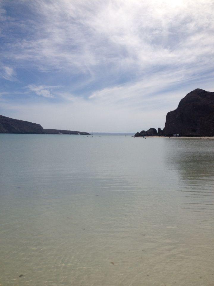 Playa Balandra, La Paz, BCS