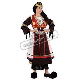 Karagouna Costume for Women Style 641033