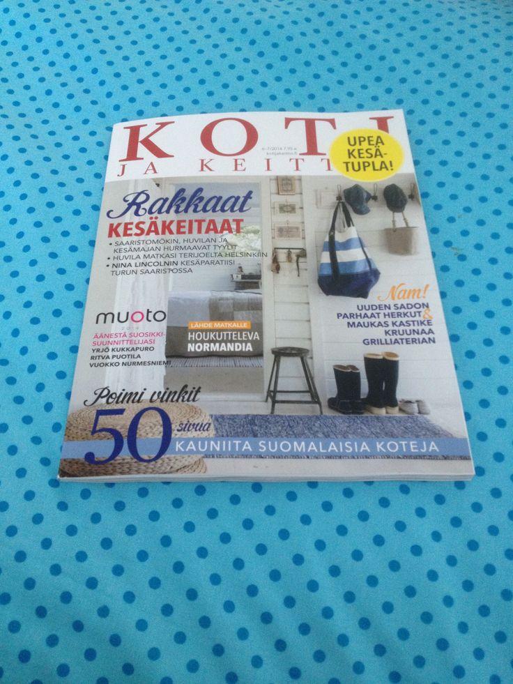Koti ja keittiö 6-7 /2014