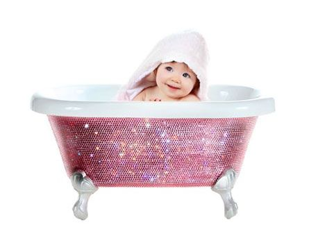 17 best ideas about pink bathtub on pinterest pink house furniture pink bathrooms and pink. Black Bedroom Furniture Sets. Home Design Ideas