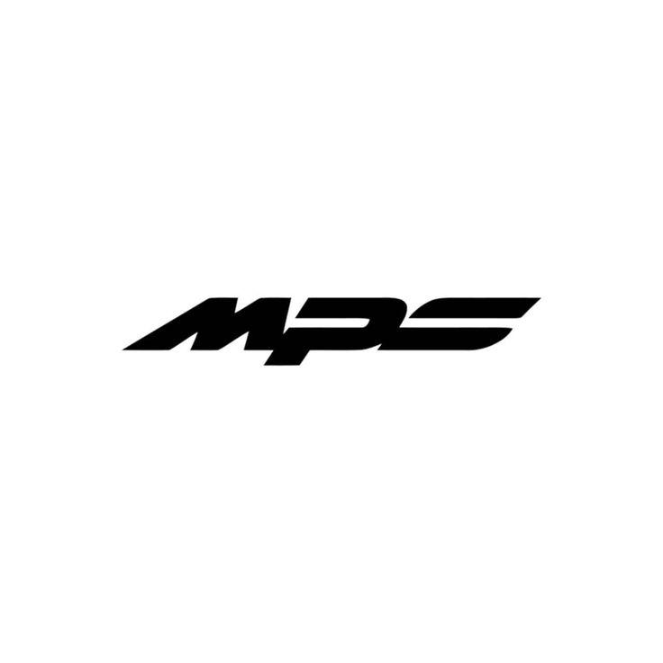 Mazda Mps Vinyl Decal   BallzBeatz . com
