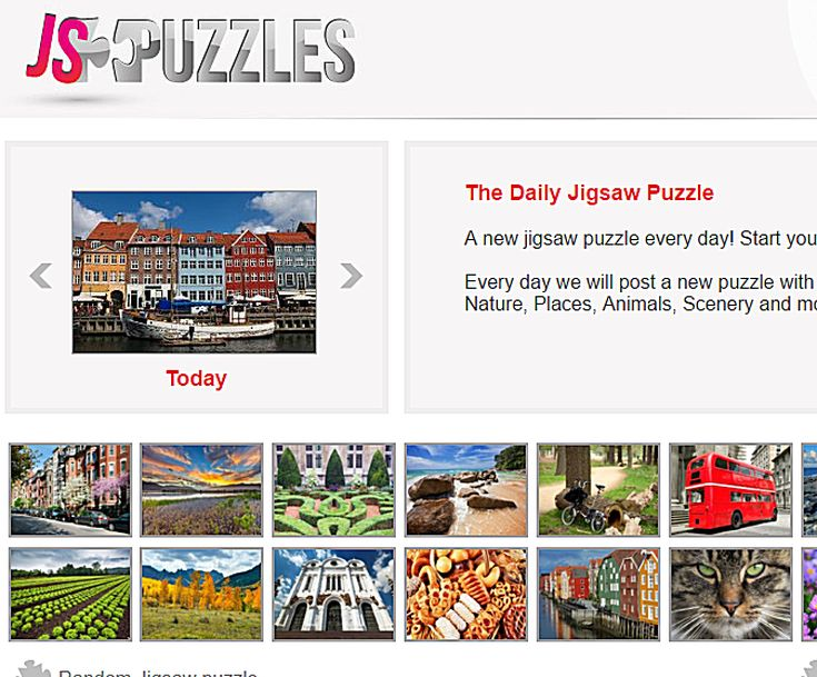 Play Jigsaw Puzzles Online for Free at These Sites: JSPuzzles.com