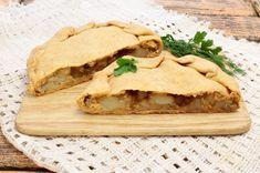 Постный пирог с картошкой   Рецепт с фото