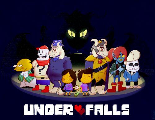 undertale/ gravity falls