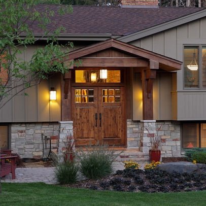 52 best 1960's era house exterior transformations images on