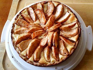 Apple Tart | Recipe by Annabelle White