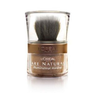 L'Oreal Paris True Match Naturale All-Over Mineral Glow, Pink Glow, 0.15 Ounce by L'Oreal Paris. $0.22. Available in 5 glowing shades. Silky texture glides on, blends seamlessly, and won?t streak. Made in Paris. Built-in Contour Brush with multi-fiber bristles. True match Naturale all-over mineral glow infuses all-over radiance and adds contour and definition to your face. Built-in contour brush with multi-fiber bristles is designed to pick up and apply just the right amount of p...