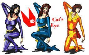 """Résultat de recherche d'images pour """"cat's eyes rui"""""""