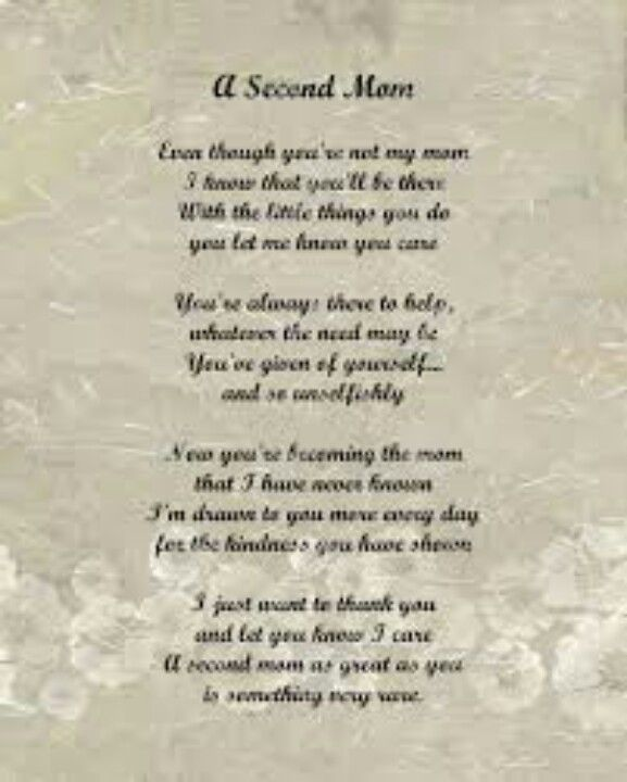 Step Mom Poem Mom Quotes Fathers Day Quotes Dad Quotes