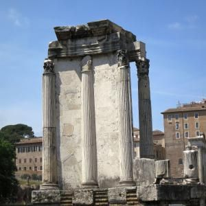 The Colosseum and Beyond: Rome's Top Ancient Roman Sites: Roman Forum