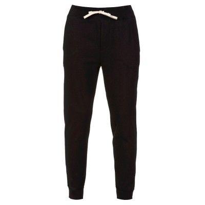 Polo Ralph Lauren Black Cuffed Sweatpants