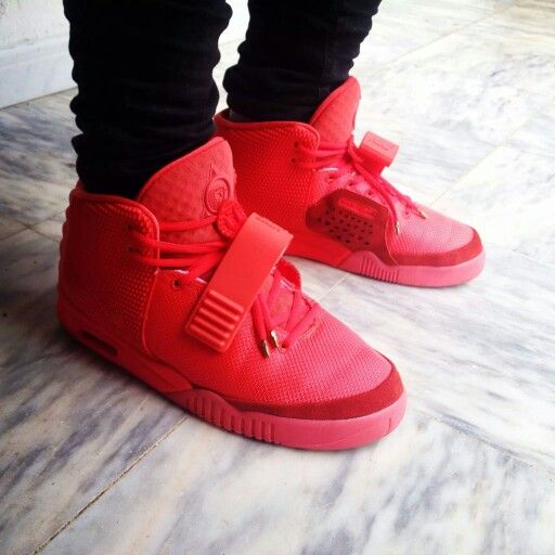 d754cce86bff1 Yeezy 2s Red October