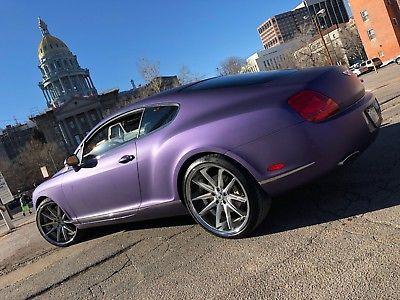 2005 Bentley Continental GT 2005 Bentley Continental GT Coupe