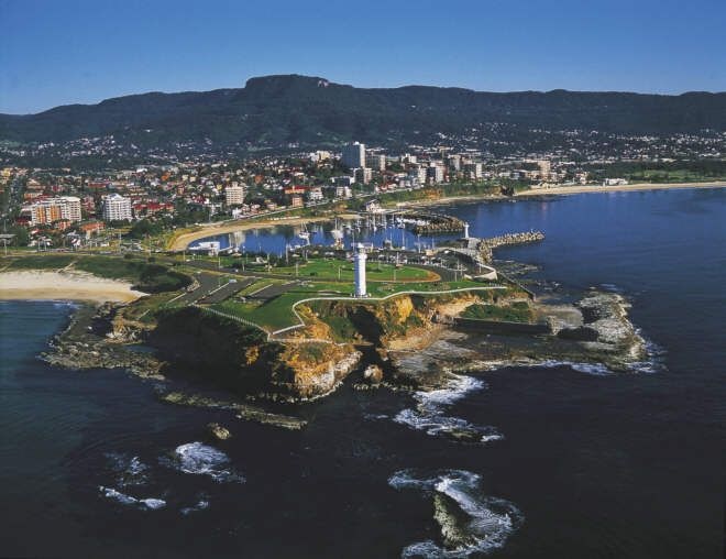 Wollongong Harbour, NSW