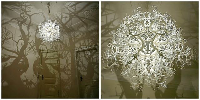 Getting the 'Feeling of Forest' at Home -Danish artists Thyra Hilden and Pio Diaz