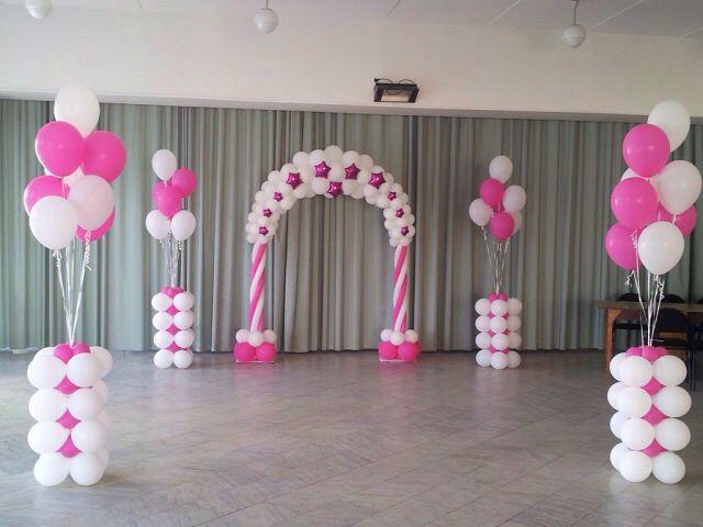 1000 ideas about balloon arch on pinterest balloon for Arch balloon decoration