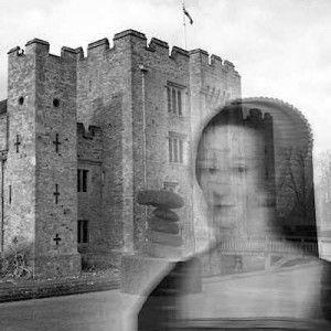 The Ghost Sightings of Anne Boleyn: http://www.theanneboleynfiles.com/the-ghost-of-anne-boleyn/#ixzz2jE9A2v4O