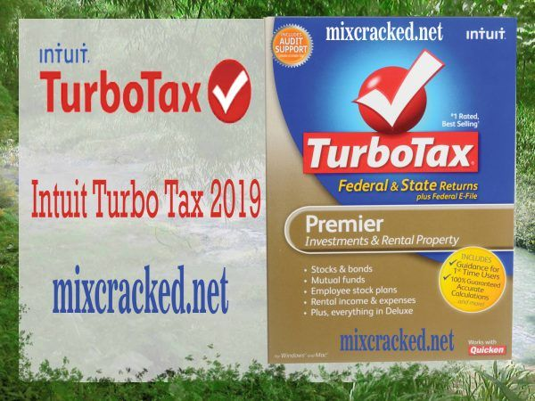 Intuit Turbo Tax 2019 Canada Edition Crack + Latest