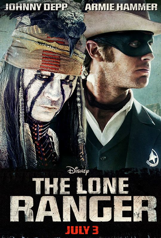 The Lone Ranger - Movie Trailers - iTunes . . . Loved it! Fun popcorn movie, don't listen to the critics!