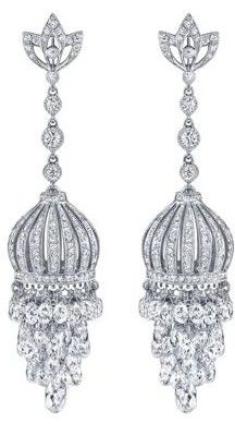 Diamonds and platinum ♥✤ | Keep the Glamour | BeStayBeautiful
