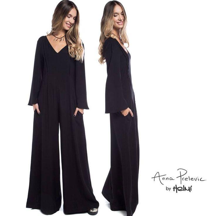 New in! Βρες την ολόσωμη φόρμα Anna Prelevic by Helmi εδώ > http://bit.ly/2fVJw8r #Helmi #AnnaPrelevicbyHelmi #FW16