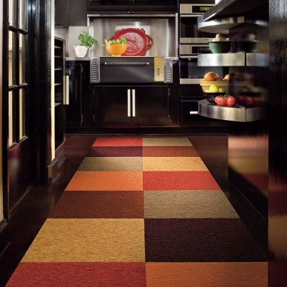 Flor Rugs Are Awesome Reconfigurable Square Carpet Tiles