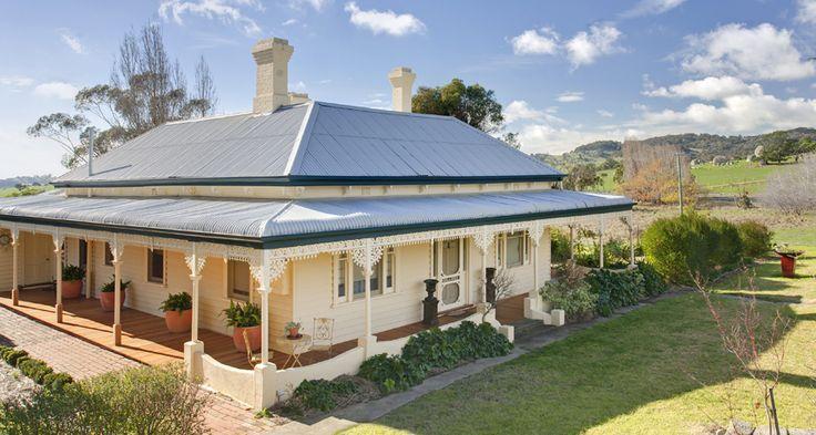 Mimosa Glen Toorbrac - Goldfields - Victoria  http://www.beautifulaccommodation.com/properties/mimosa-glen-tooborac