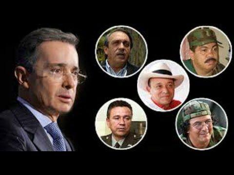 ALVARO URIBE, EL SABOTEADOR, SU IMPRESENTABLE GOBIERNO Y SU HERMANO PRESO.