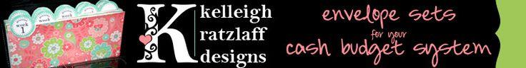 Giveaway: Kelleigh Ratzlaff Designs Cash Envelope System or Coupon Organizer