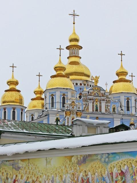 St. Michael's Golden-Domed Monastery - Kiev, Ukraine