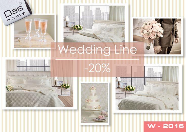 Wedding line W-2016..