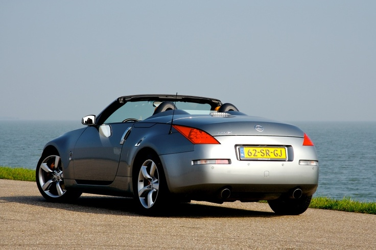 Time has come to trade in his little skateboard convertible.  Joe does love his little skateboard but time to think about getting him into something else before he retires when he turns 62.  Nissan_350z-roadster