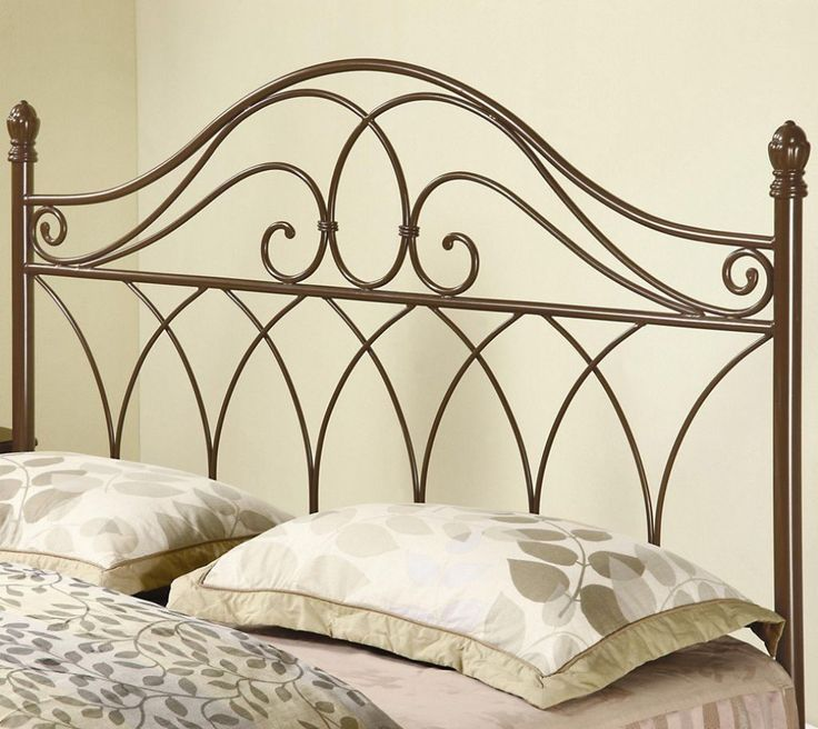 Bedroom Metal Headboard  -  A metal headboard give the bedroom both an elegant and romantic. A metal headboard is also a common choice for modern looking bedrooms. When choosing ... Check more at http://www.xtend-studio.com/6801-bedroom-metal-headboard/