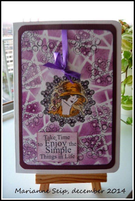 "I added ""Take time....."" to an #inlinkz linkup!http://mariannescreablog.blogspot.com/2014/12/take-time.html"