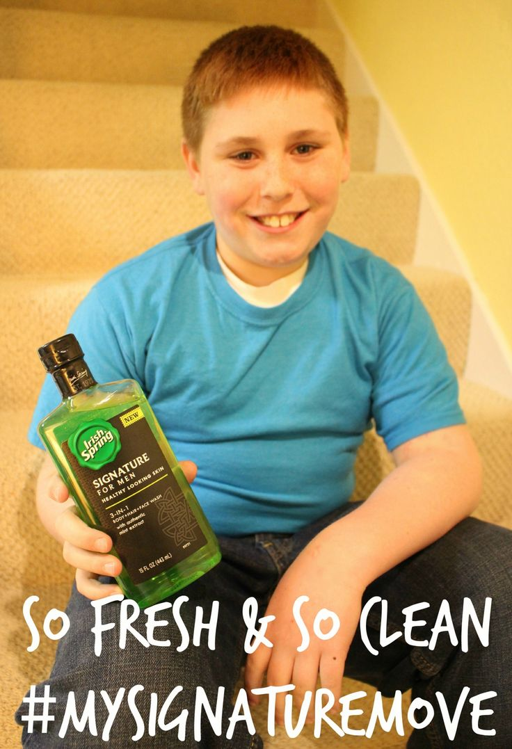So Fresh & So Clean #MySignatureMove #CBias #Ad