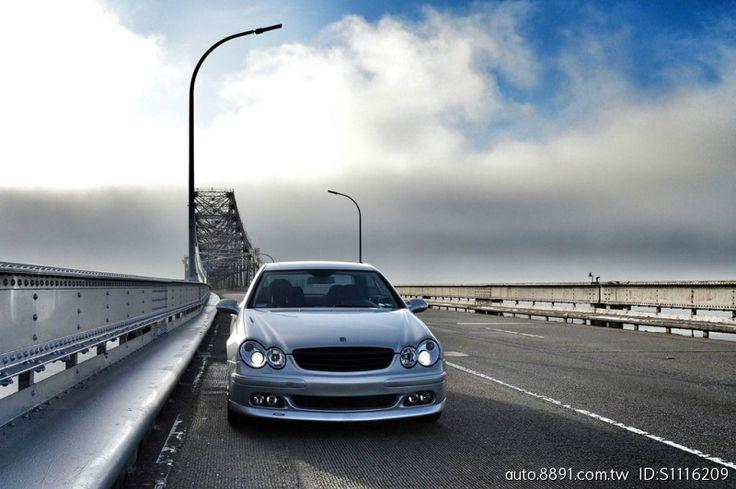 中古車-Benz中古車/賓士中古車,CLK 200中古車/中古車,新北市,2007年,2007年 賓士CLS200K 雙門高級轎跑車 機械增壓…