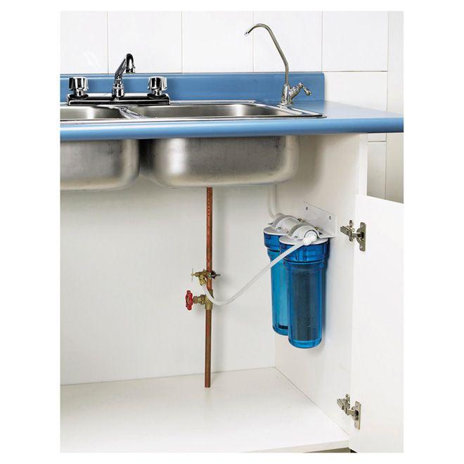 water filter water heating
