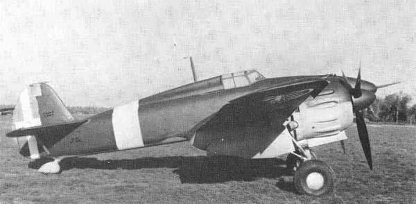 The IMAM Ro.57 was an Italian twin-engined, single-seat monoplane Ga/fighter Based on a 1939 design by Giovanni Galasso work progessed slowly and the aircraft did not enter production until 1943.only 50-75 were produced They never were assigned a clear role the Ro.57 could have been the long range interceptor that Italy lacked throughout the war