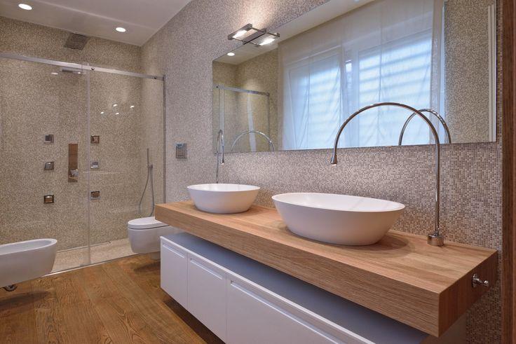 Devi ristrutturare il tuo bagno?  Contattaci: 348 220 5375 / info@gioacchinobrindicci.it #homedesign #interiordesign #madeinitaly