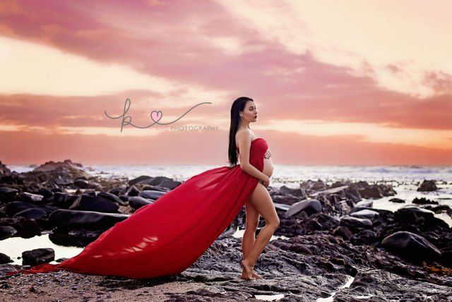 Beautiful Maternity portraits by Kist Photography - South Africa