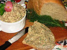 Домашние паштеты - 50 рецептов