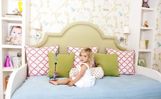 The Peak of Tres Chic: Adorable Kid's Rooms