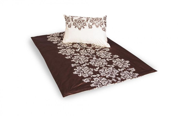 Holey Quilt® Zipper Bavlna Deluxe  Deneb brown 140x200, 70x90cm